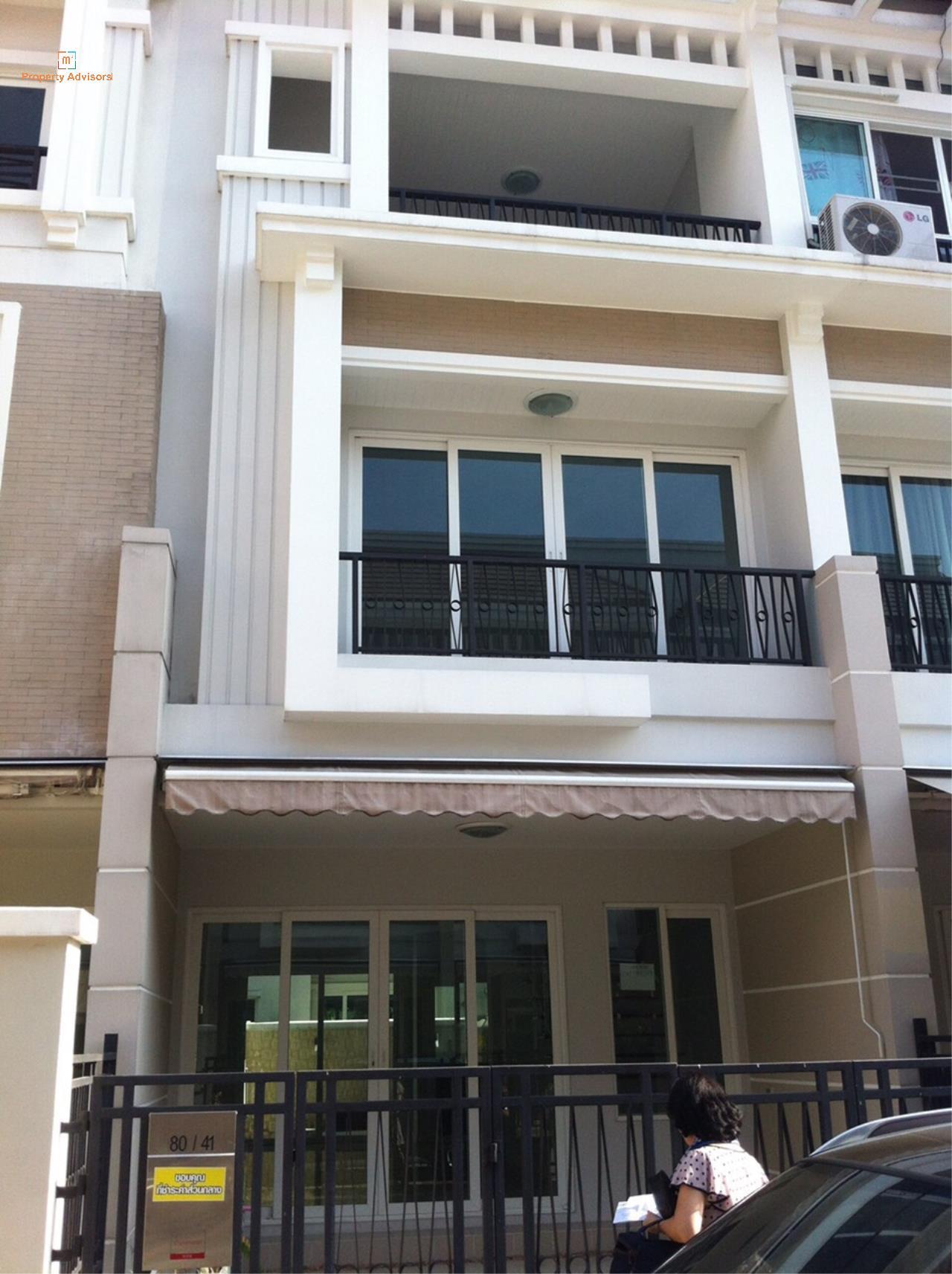 m2 Property Advisors Agency's Bann Klang Krung Sathorn  10