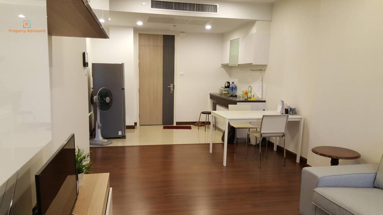 m2 Property Advisors Agency's Supalai Lite Sathorn Charoenrat 6