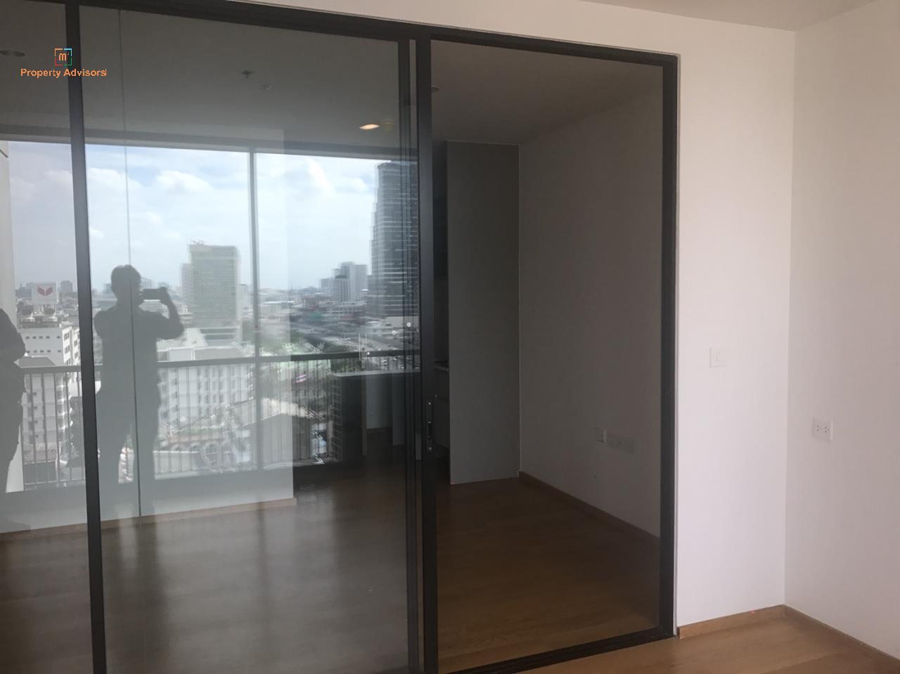 m2 Property Advisors Agency's Noble Revo Silom - New city view high floor room 5