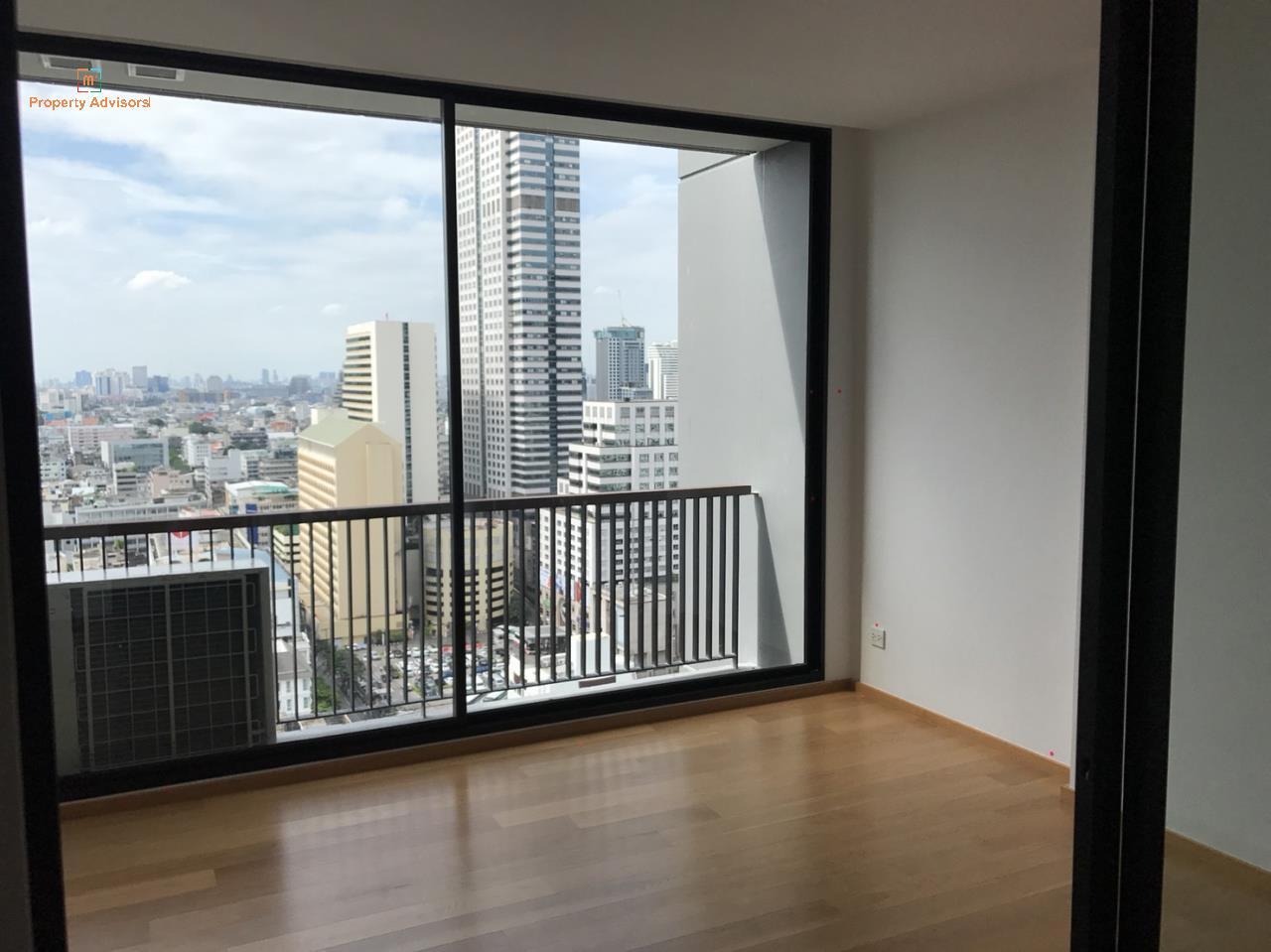 m2 Property Advisors Agency's Noble Revo Silom - New city view high floor room 3