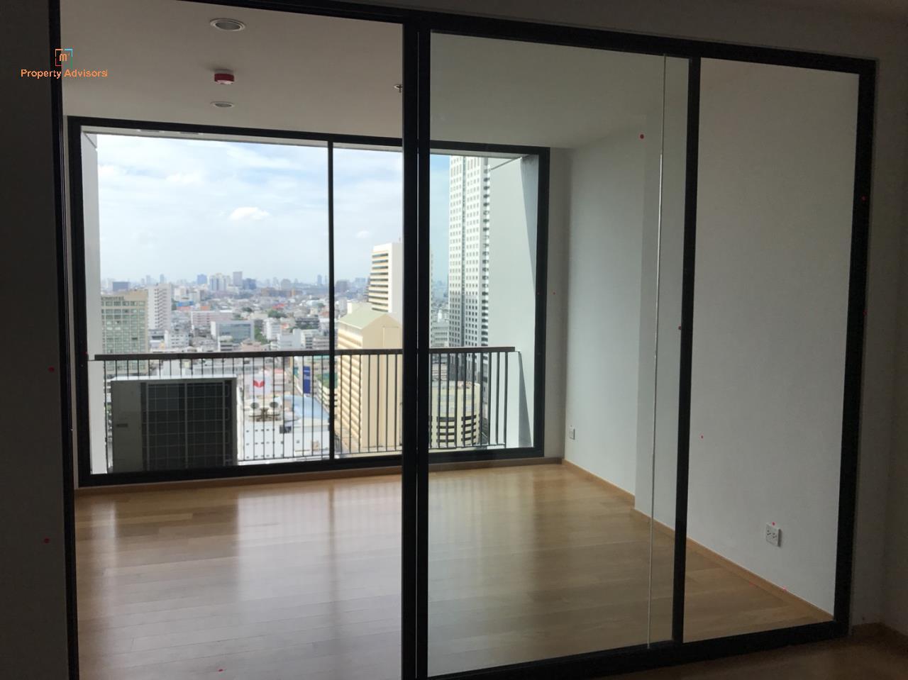 m2 Property Advisors Agency's Noble Revo Silom - New city view high floor room 1