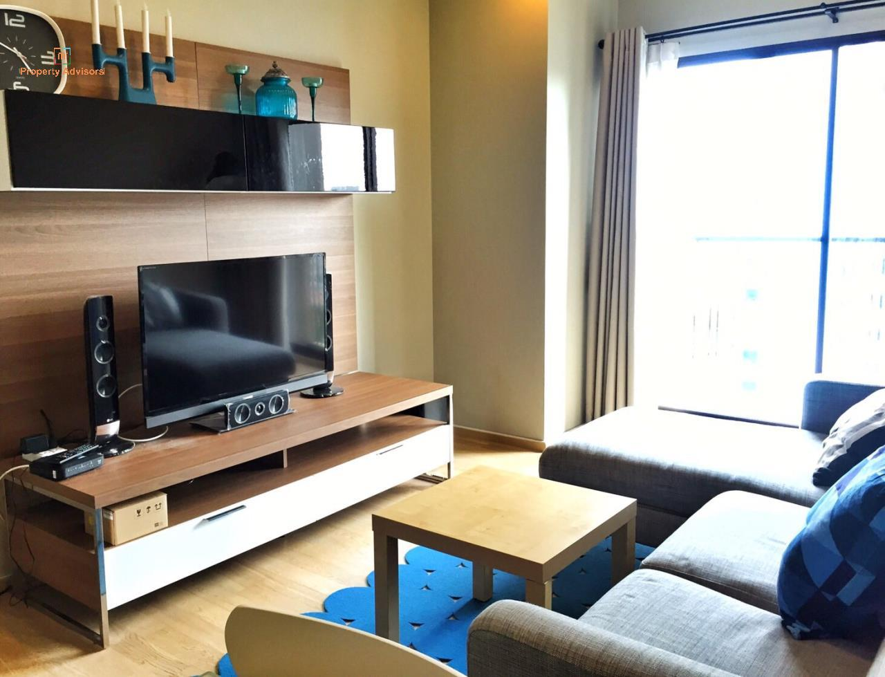 m2 Property Advisors Agency's Noble Refine 1Bed for RENT *Fully Furnished* 3