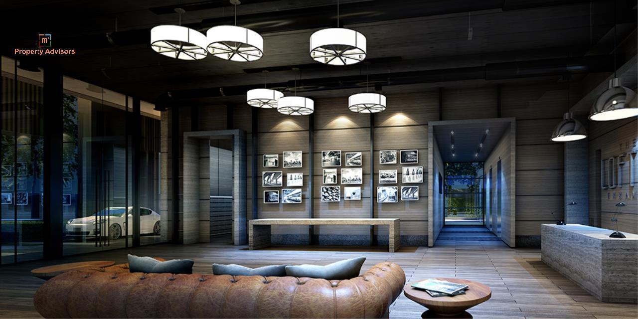 m2 Property Advisors Agency's The Lofts Ekkamai *NEW ROOM* 1