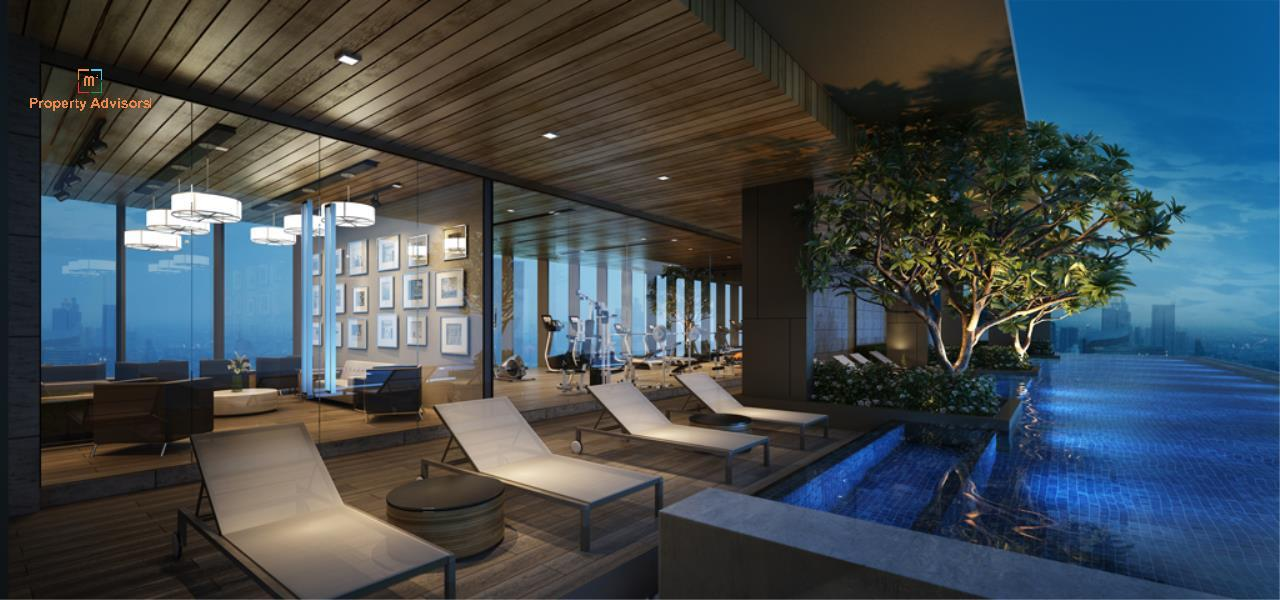 m2 Property Advisors Agency's The Lofts Ekkamai *NEW ROOM* 10