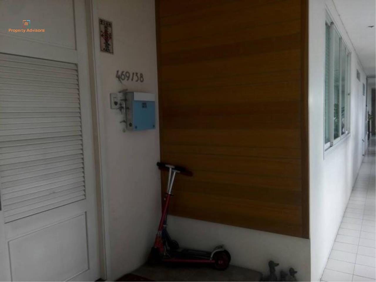 m2 Property Advisors Agency's Benjasri Condominium 13
