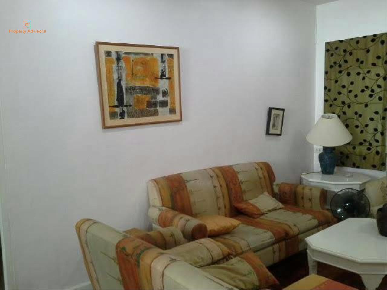 m2 Property Advisors Agency's Benjasri Condominium 3