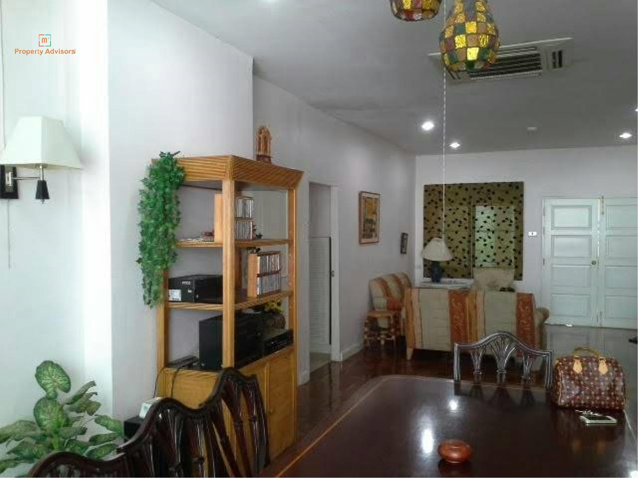 m2 Property Advisors Agency's Benjasri Condominium 4