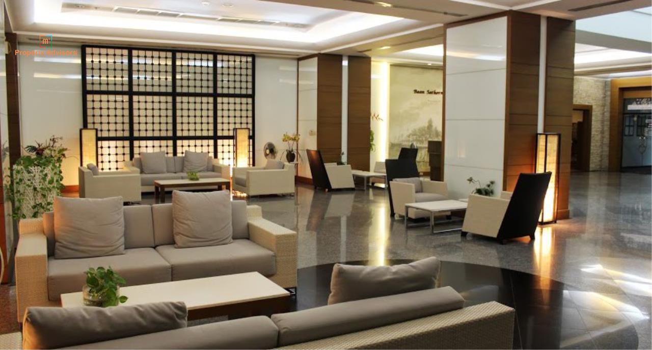 m2 Property Advisors Agency's Baan Sathorn Chaophraya 11