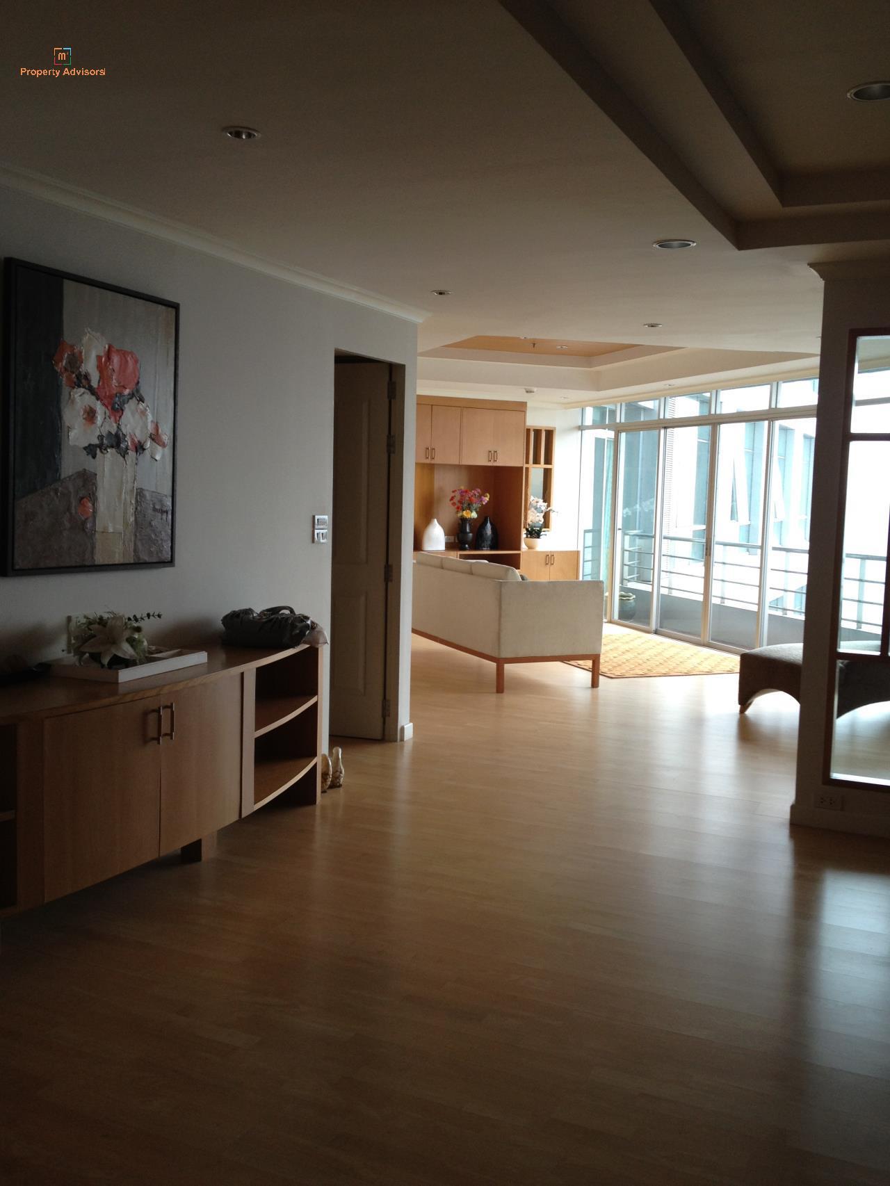 m2 Property Advisors Agency's Baan Sathorn Chaophraya 1