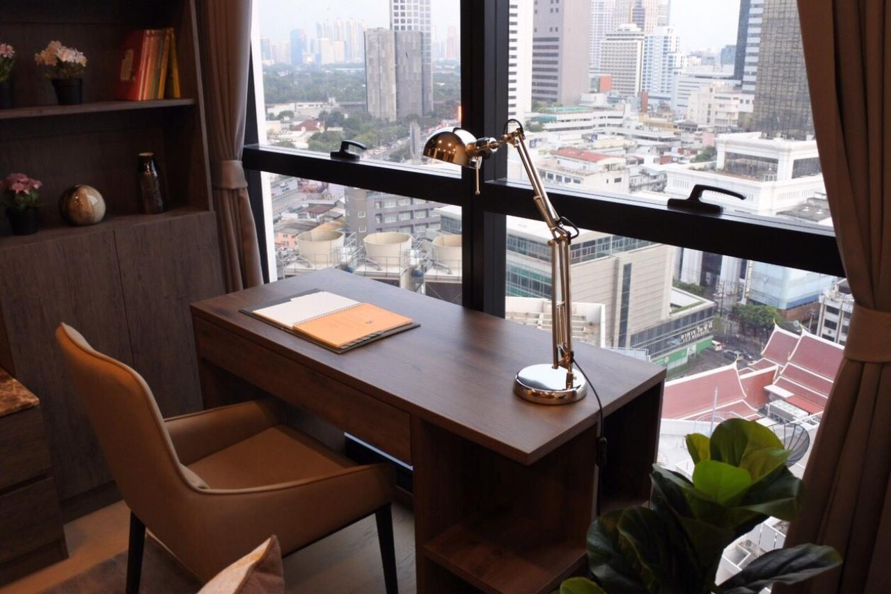 Century21 Fuji Realty Agency's Ashton Chula-Silom 2