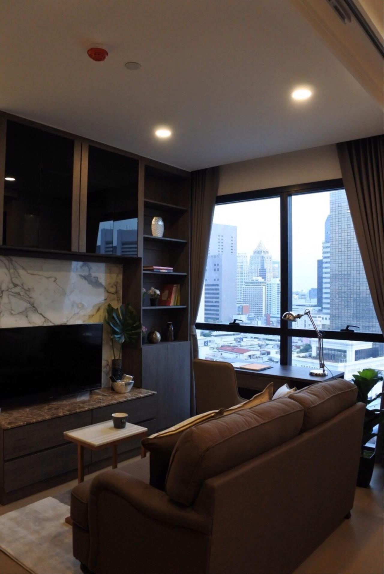 Century21 Fuji Realty Agency's Ashton Chula-Silom 7