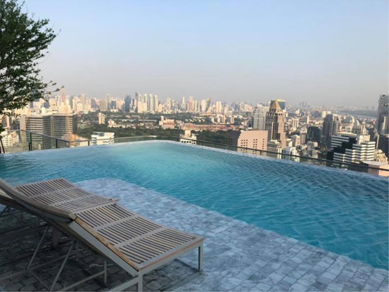 Century21 Fuji Realty Agency's Ashton Chula-Silom 9