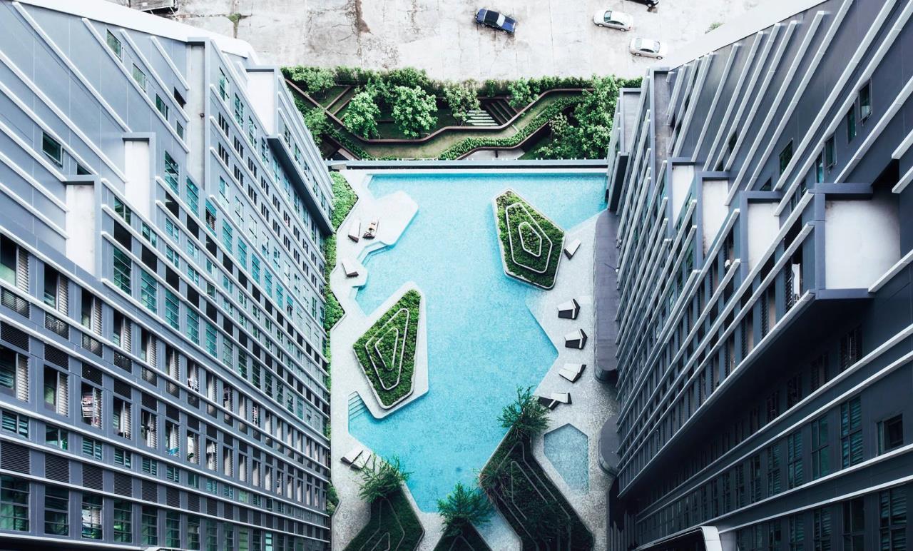 Century21 Fuji Realty Agency's Ideo Q Chula-Samyan 8
