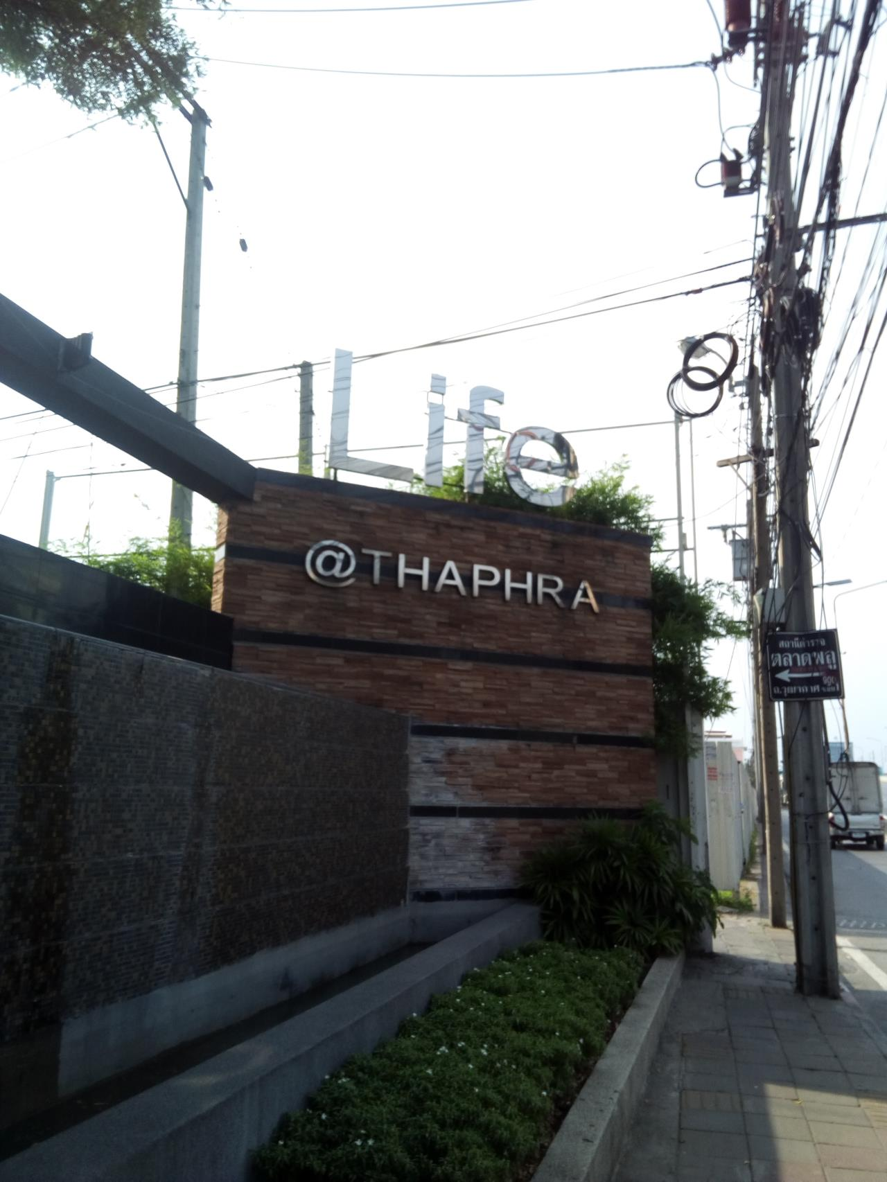 Araya Songsiri Agency's Life @Thaphra Condo For Sale Near BTS Talad Plu 21