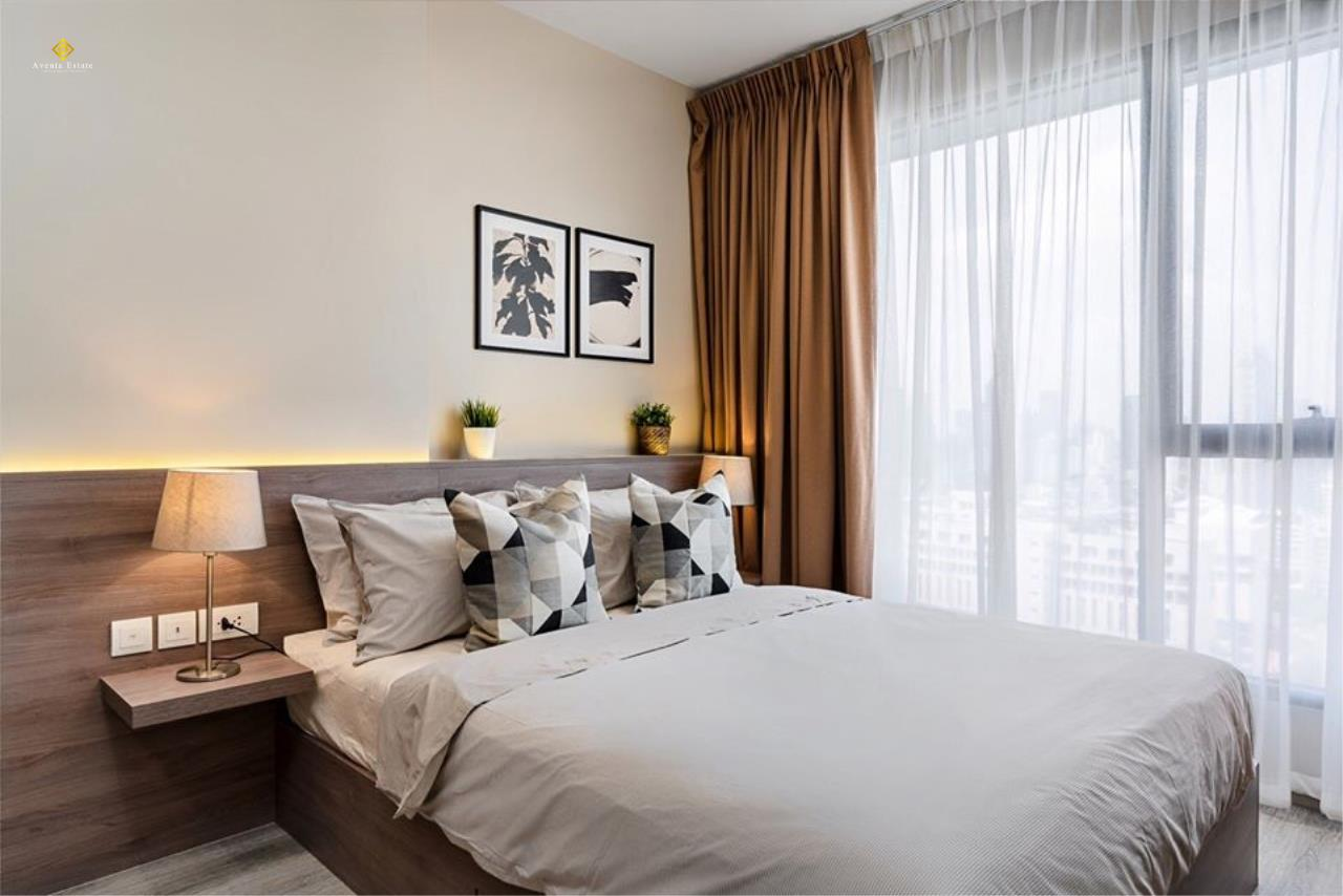 Agent - Lalisa Agency's Ideo Mobi Asoke 1 Bed 1 Bath 33 sqm. fl 26th for rent . Nice fullly furnished. 1