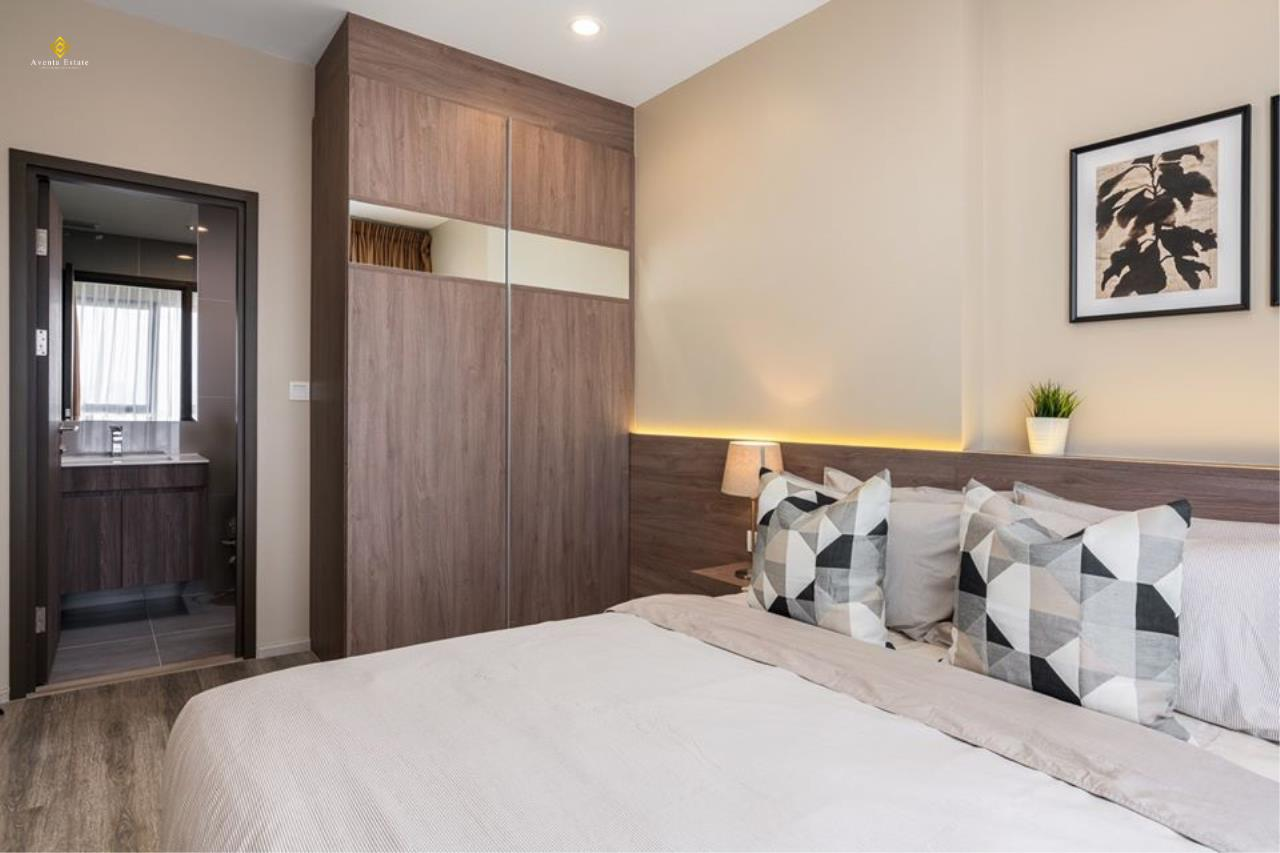 Agent - Lalisa Agency's Ideo Mobi Asoke 1 Bed 1 Bath 33 sqm. fl 26th for rent . Nice fullly furnished. 9