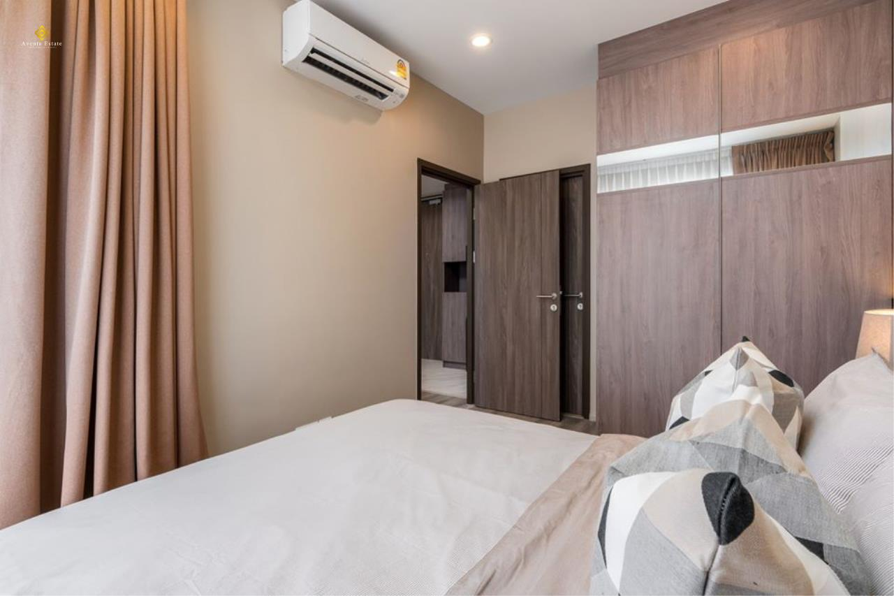 Agent - Lalisa Agency's Ideo Mobi Asoke 1 Bed 1 Bath 33 sqm. fl 26th for rent . Nice fullly furnished. 6