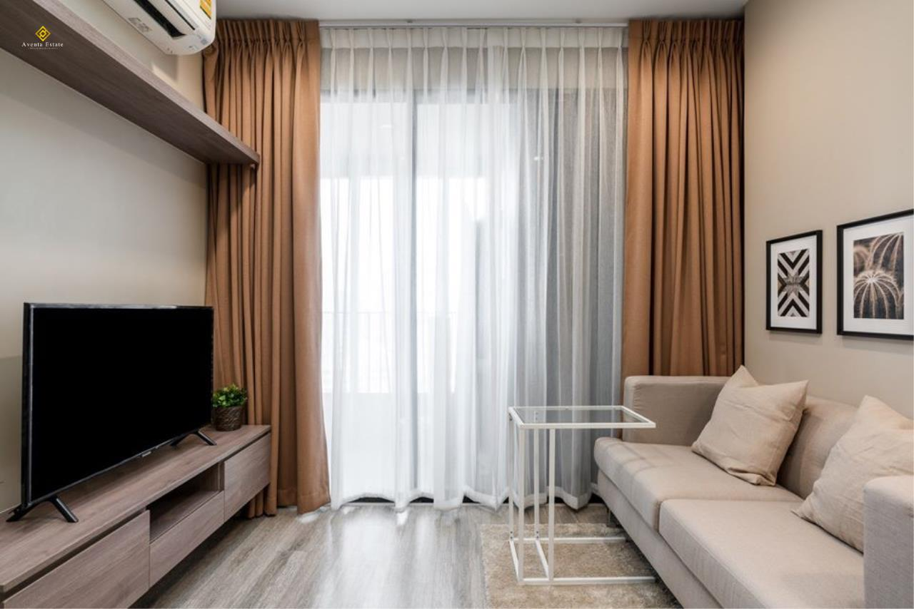 Agent - Lalisa Agency's Ideo Mobi Asoke 1 Bed 1 Bath 33 sqm. fl 26th for rent . Nice fullly furnished. 7