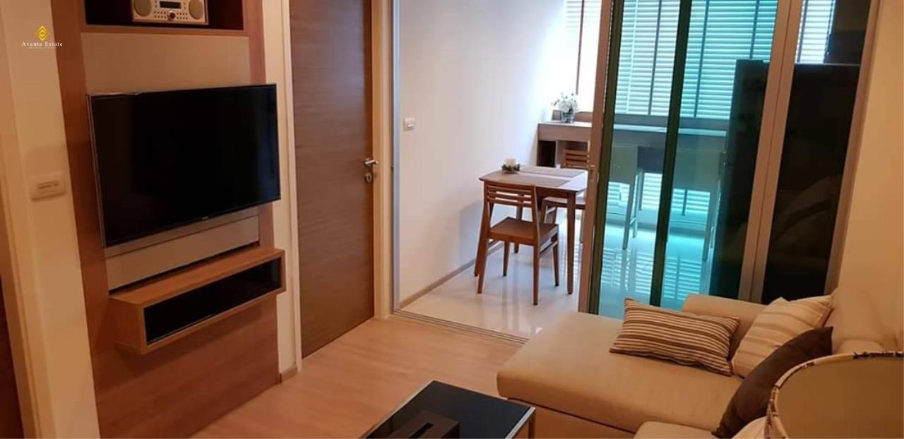 Agent - Lalisa Agency's For sale RHYTHM PHAHON-ARI 1bedroom big room fully finished 8
