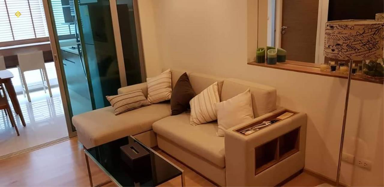 Agent - Lalisa Agency's For sale RHYTHM PHAHON-ARI 1bedroom big room fully finished 10