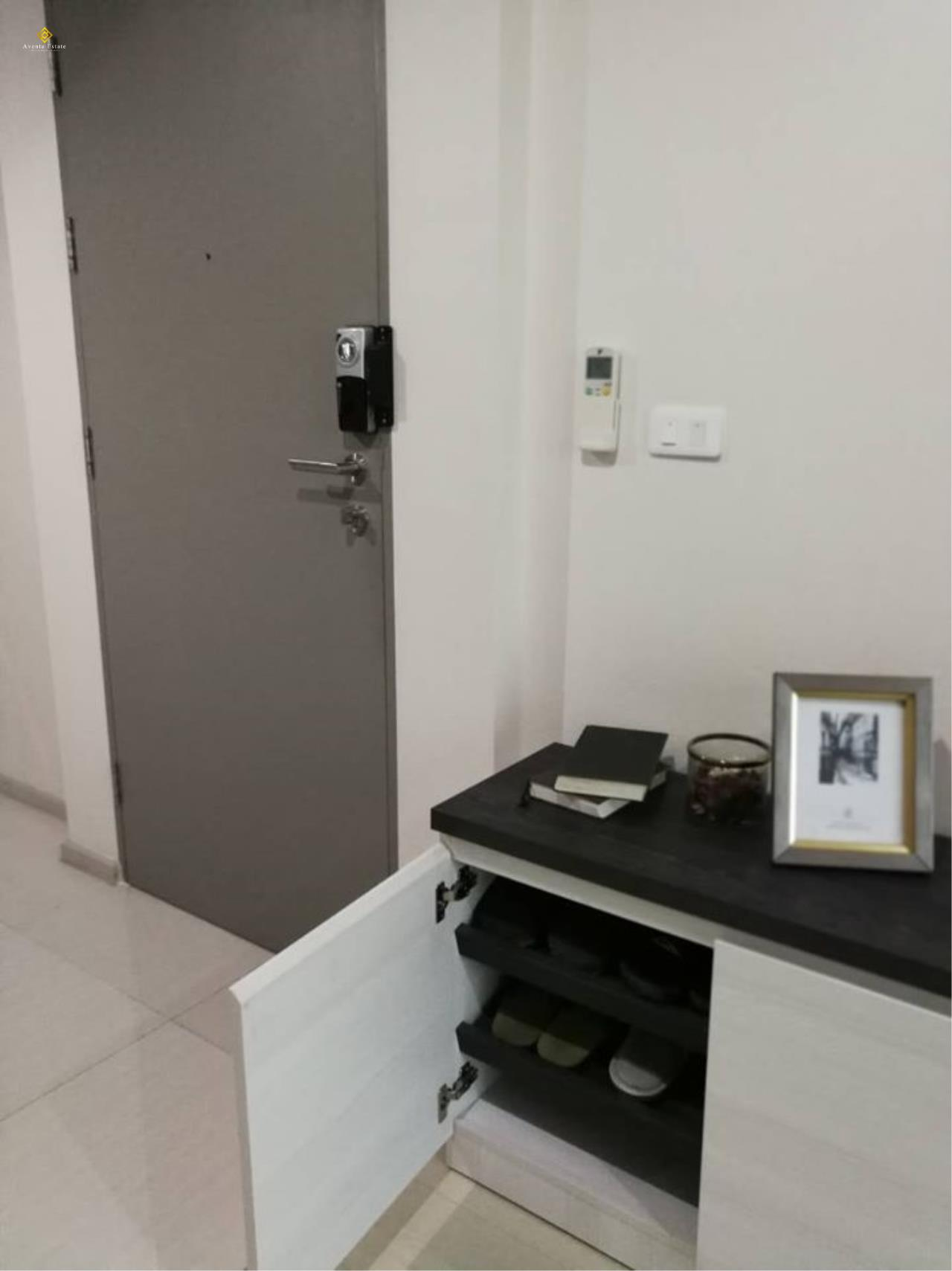 Agent - Lalisa Agency's Life Ratchadapisek for rent 2Bed 2bath 56 sqm Floor 24 8
