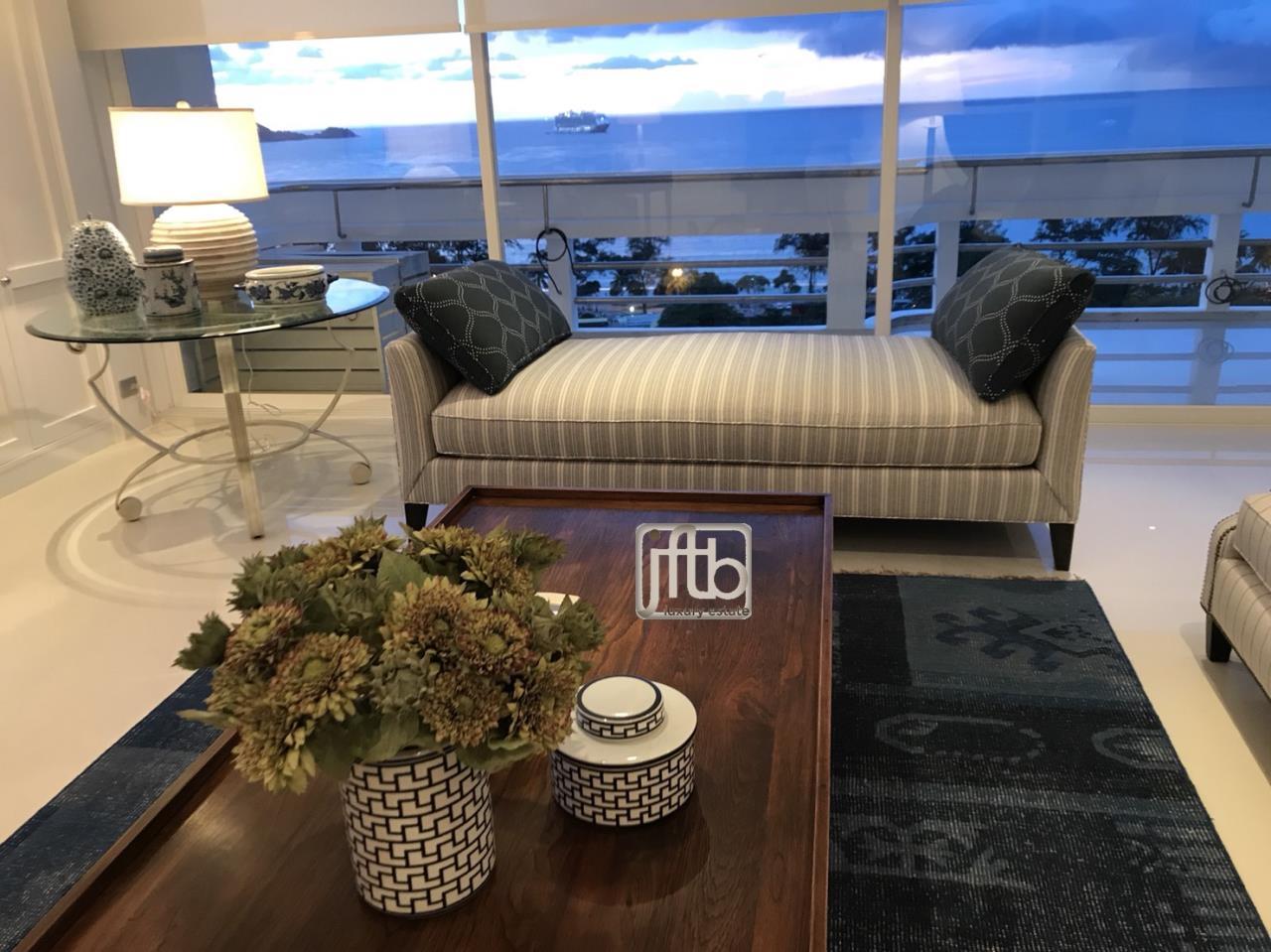 JFTB Phuket Agency's Phuket Modern luxury full Sea View apartment for sale in Patong Beach 24