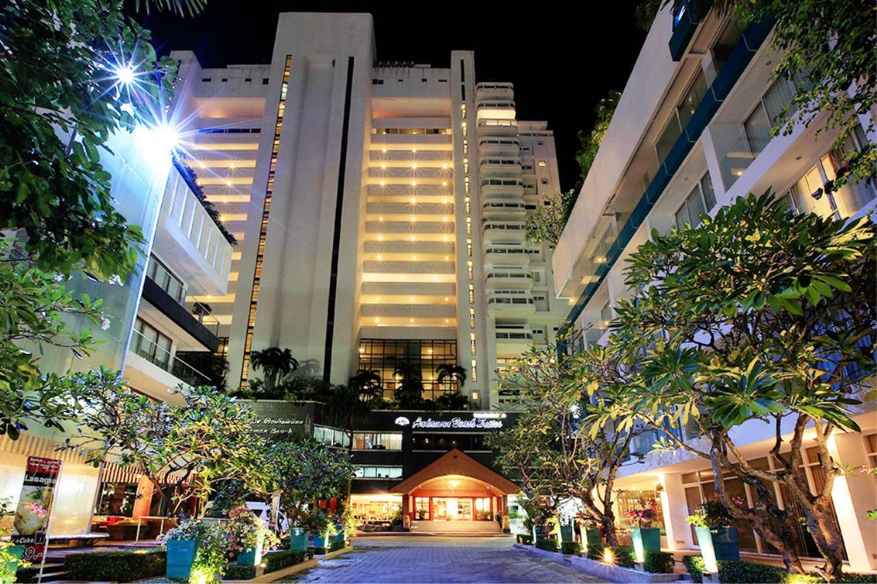 JFTB Phuket Agency's Phuket Modern luxury full Sea View apartment for sale in Patong Beach 23