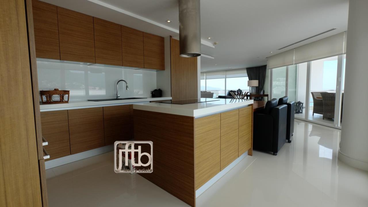JFTB Phuket Agency's Phuket Modern luxury full Sea View apartment for sale in Patong Beach 20