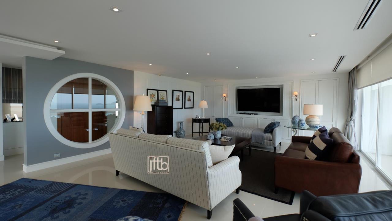 JFTB Phuket Agency's Phuket Modern luxury full Sea View apartment for sale in Patong Beach 18