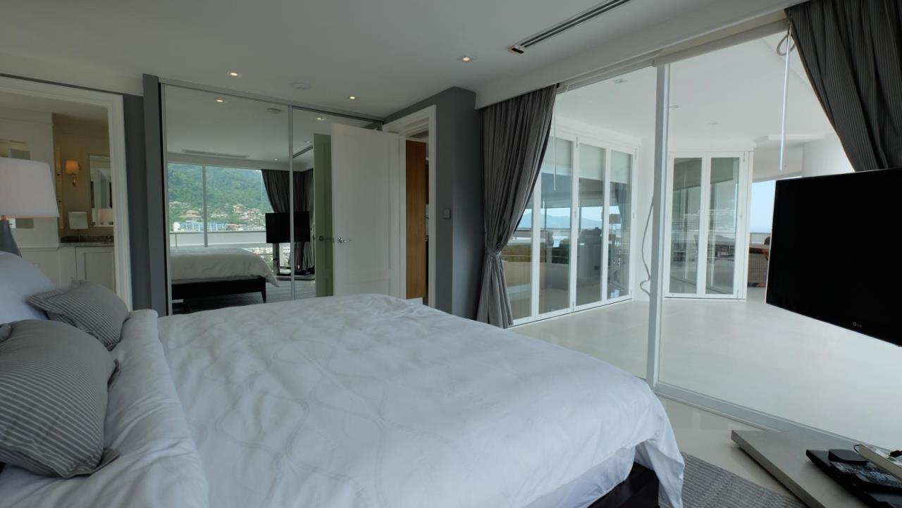 JFTB Phuket Agency's Phuket Modern luxury full Sea View apartment for sale in Patong Beach 13
