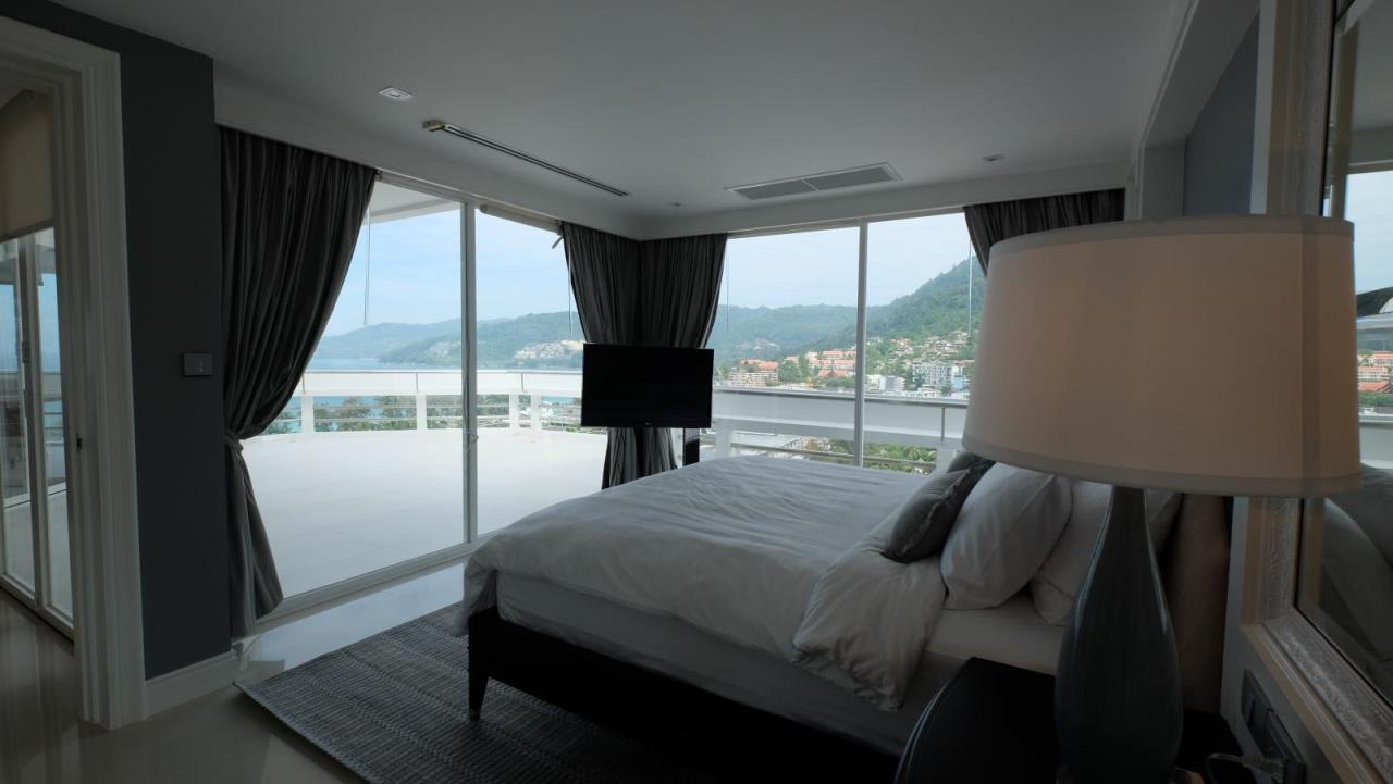 JFTB Phuket Agency's Phuket Modern luxury full Sea View apartment for sale in Patong Beach 12