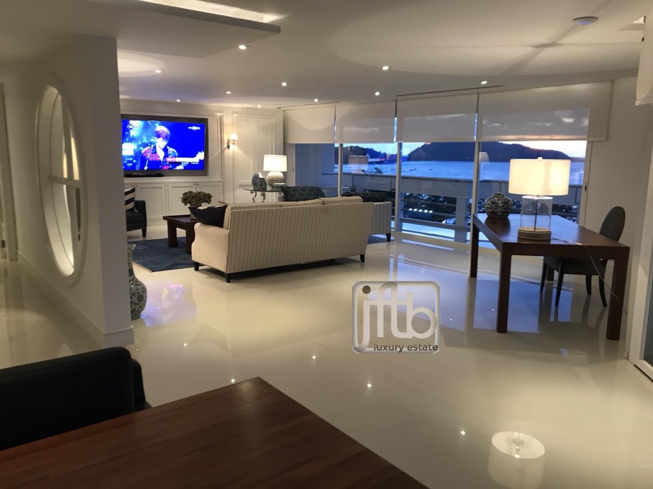 JFTB Phuket Agency's Phuket Modern luxury full Sea View apartment for sale in Patong Beach 10