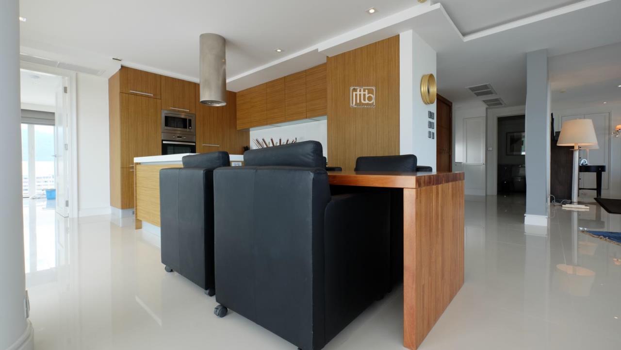JFTB Phuket Agency's Phuket Modern luxury full Sea View apartment for sale in Patong Beach 8
