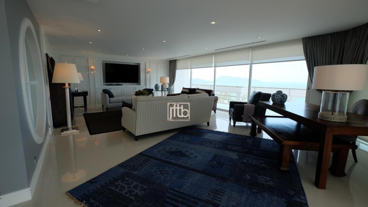 JFTB Phuket Agency's Phuket Modern luxury full Sea View apartment for sale in Patong Beach 7
