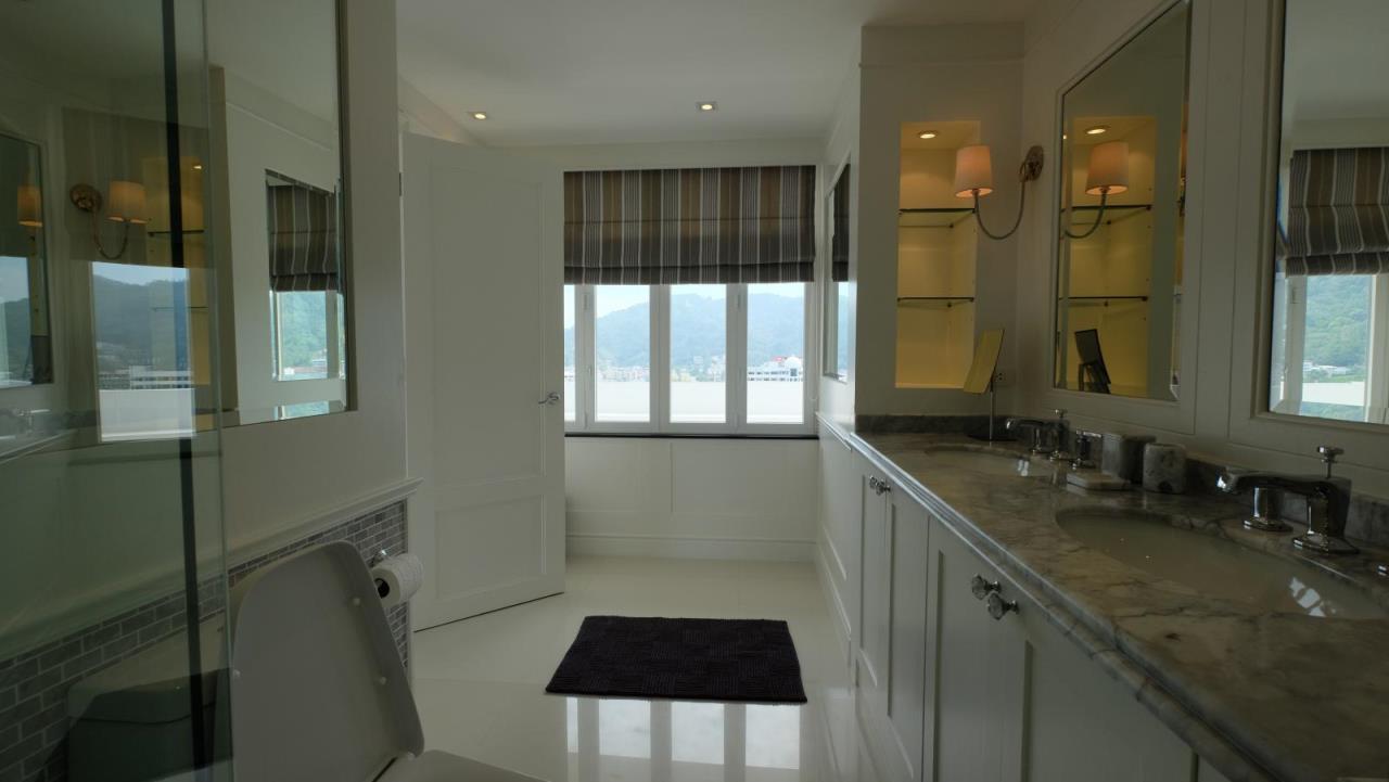 JFTB Phuket Agency's Phuket Modern luxury full Sea View apartment for sale in Patong Beach 1