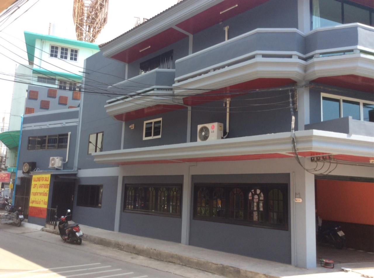 Signature Realty ( Thailand ) Co Ltd Agency's Serviced Apartment  7 Loft Modern for Sale - South Pattaya 3
