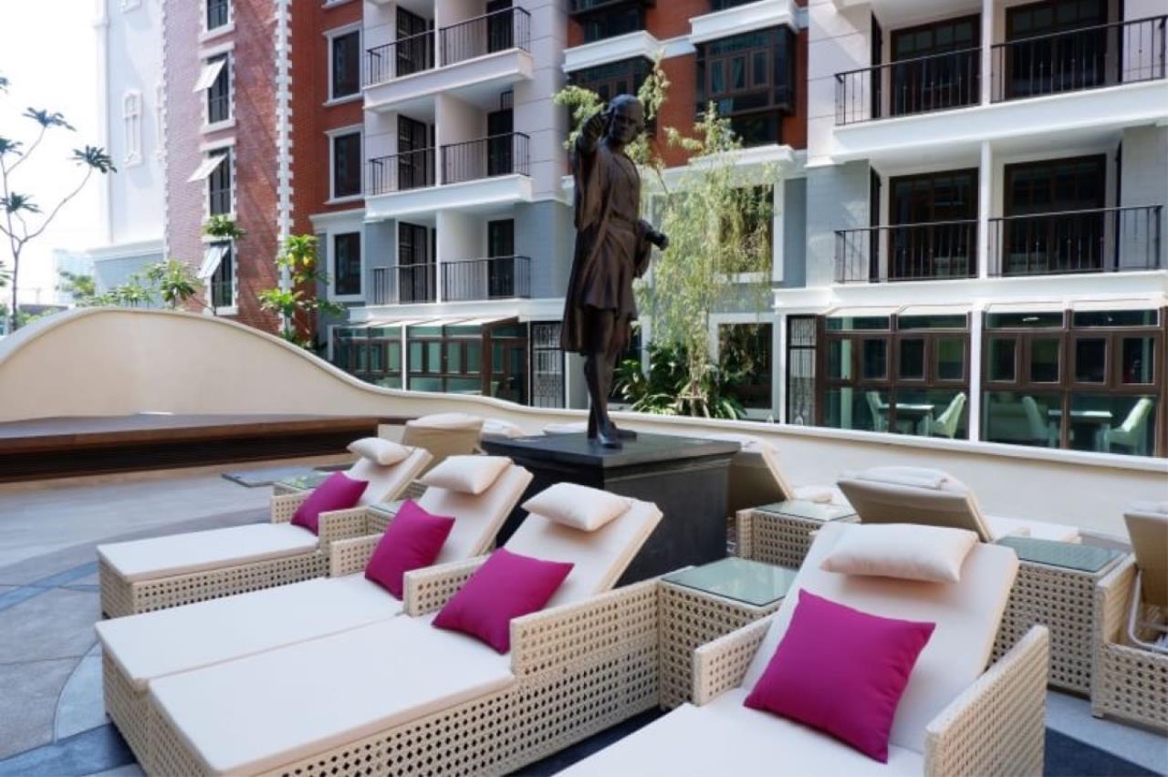Signature Realty ( Thailand ) Co Ltd Agency's Espanya condominium 1 bedroom 1 bathroom  8
