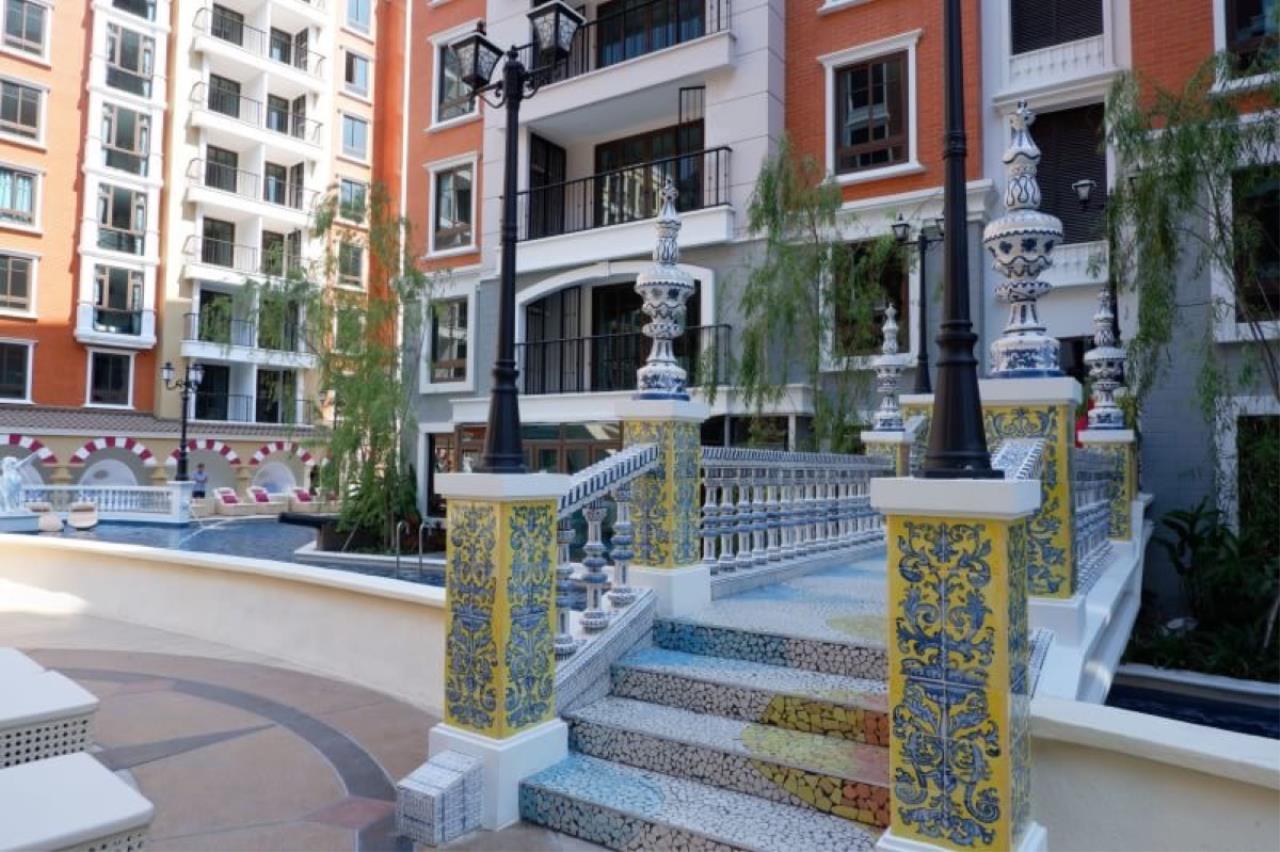 Signature Realty ( Thailand ) Co Ltd Agency's Espanya condominium 1 bedroom 1 bathroom  7