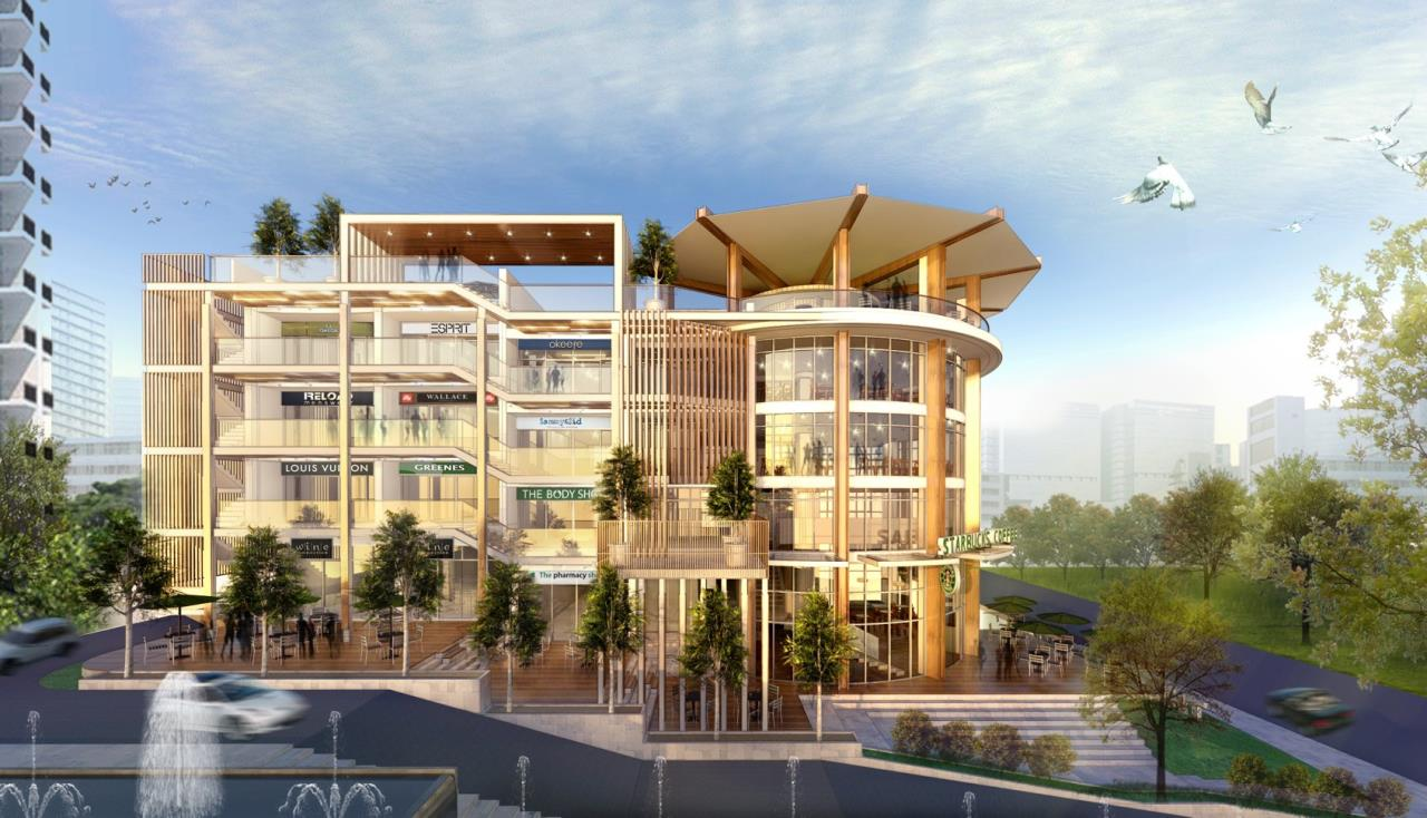 Signature Realty ( Thailand ) Co Ltd Agency's Fully Furnished Studio condo floor 2-10 at The Grand Jomtein Beach Pattaya 8