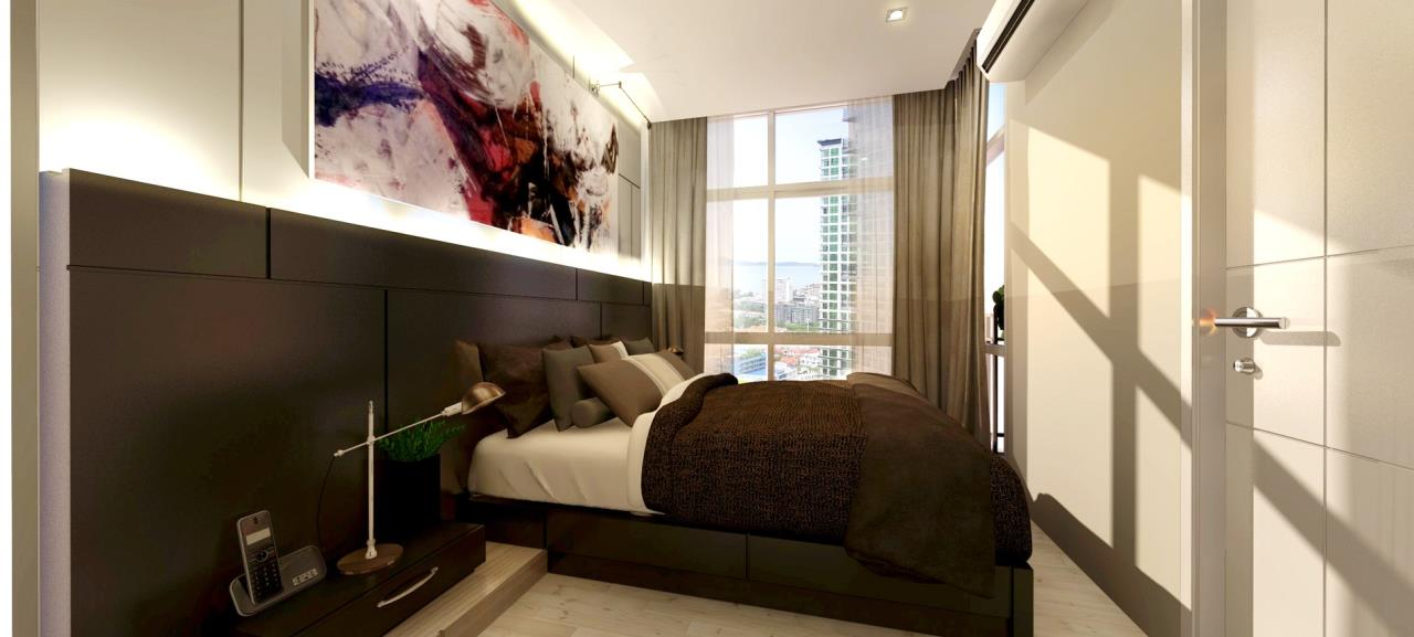 Signature Realty ( Thailand ) Co Ltd Agency's Fully Furnished Studio condo floor 2-10 at The Grand Jomtein Beach Pattaya 5