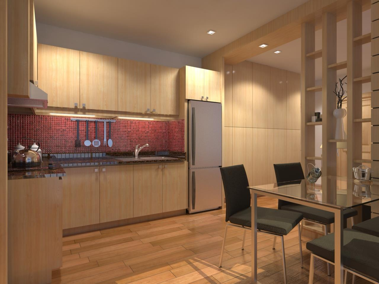 Signature Realty ( Thailand ) Co Ltd Agency's Furnished 1bedroom 46 sq.m condo with jacuzzi floor 2-10 at The Grand Jomtein Beach Pattaya 24