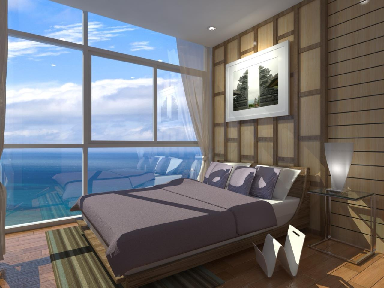 Signature Realty ( Thailand ) Co Ltd Agency's Furnished 1bedroom 46 sq.m condo with jacuzzi floor 2-10 at The Grand Jomtein Beach Pattaya 23