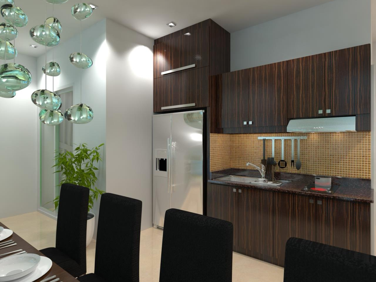 Signature Realty ( Thailand ) Co Ltd Agency's Furnished 2bedroom 65.75 sq.m condo with jacuzzi floor 2-11 at The Grand Jomtein Beach Pattaya 33
