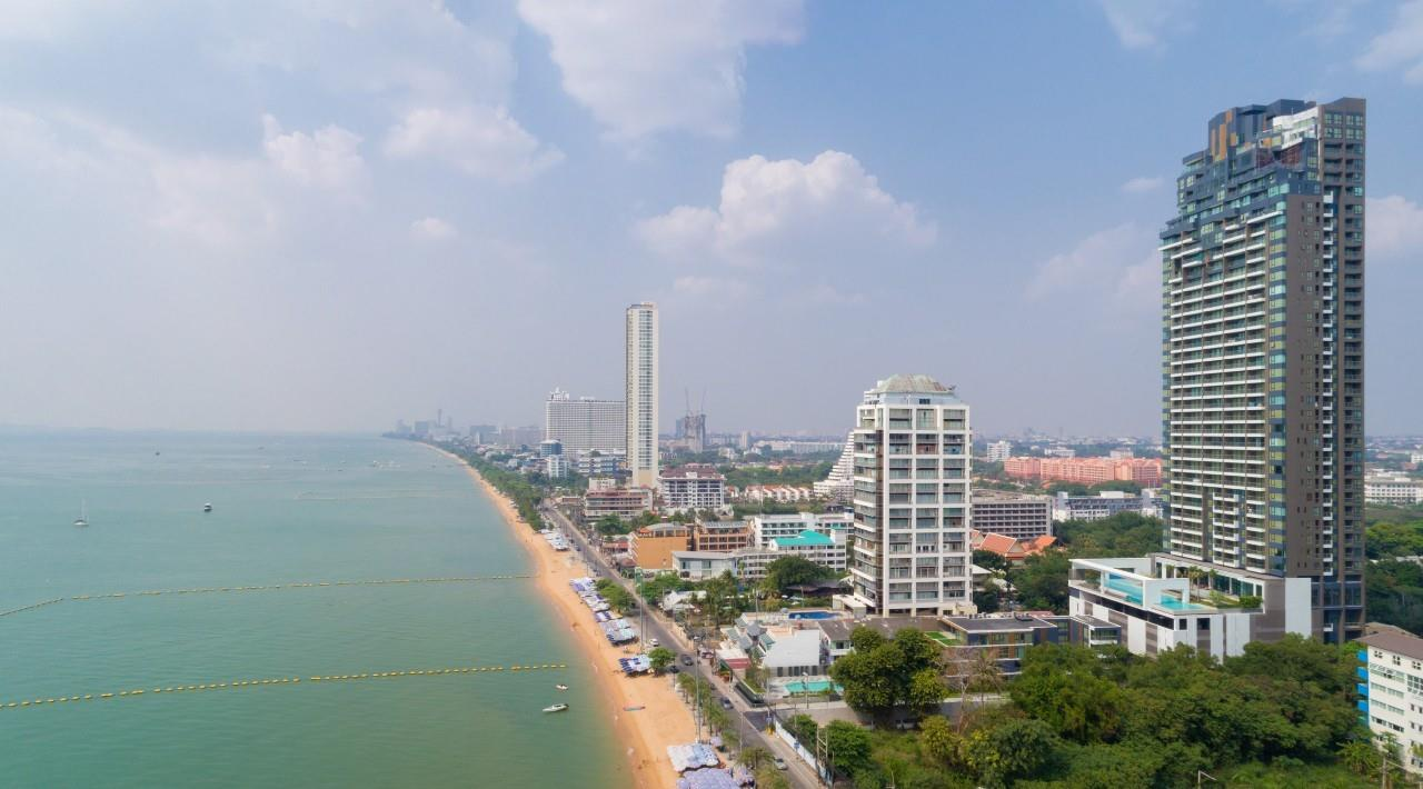 Signature Realty ( Thailand ) Co Ltd Agency's AERAS CONDO JOMTIEN 27