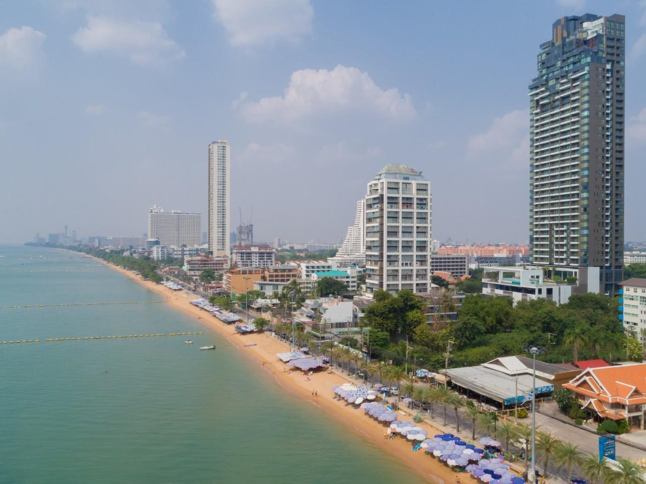 Signature Realty ( Thailand ) Co Ltd Agency's AERAS CONDO JOMTIEN 26