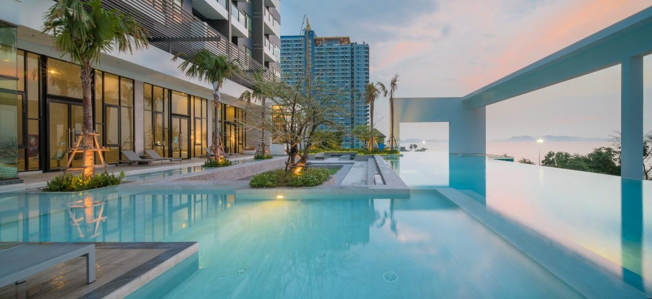Signature Realty ( Thailand ) Co Ltd Agency's AERAS CONDO JOMTIEN 28