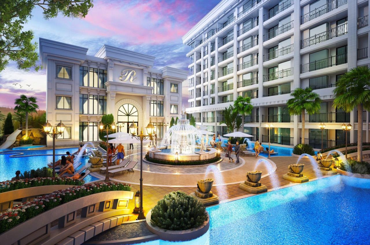 Signature Realty ( Thailand ) Co Ltd Agency's THE RHINE CONDOMINIUM JOMTIEN 3