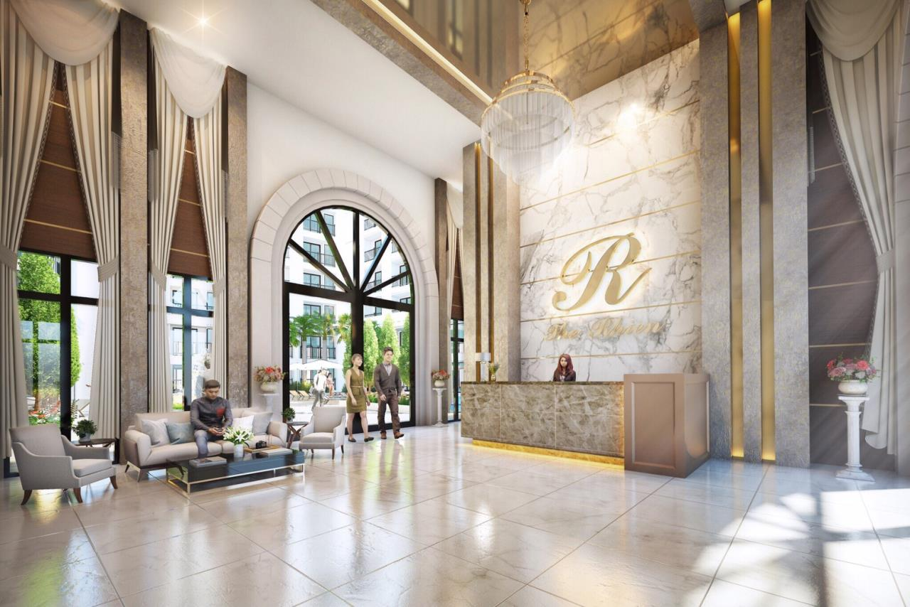 Signature Realty ( Thailand ) Co Ltd Agency's THE RHINE CONDOMINIUM JOMTIEN 14