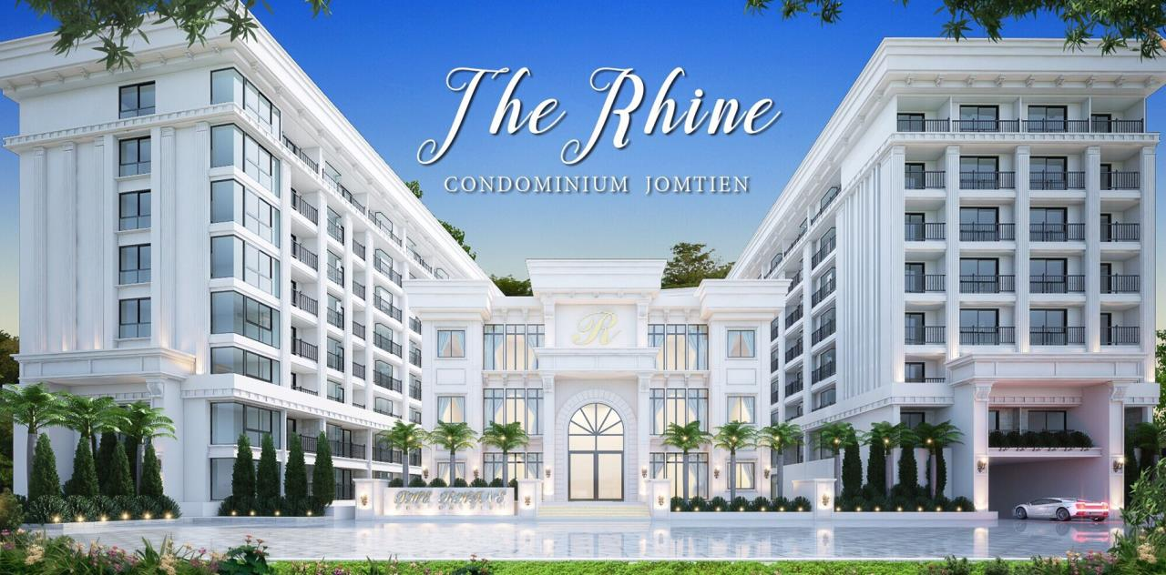 Signature Realty ( Thailand ) Co Ltd Agency's THE RHINE CONDOMINIUM JOMTIEN 1