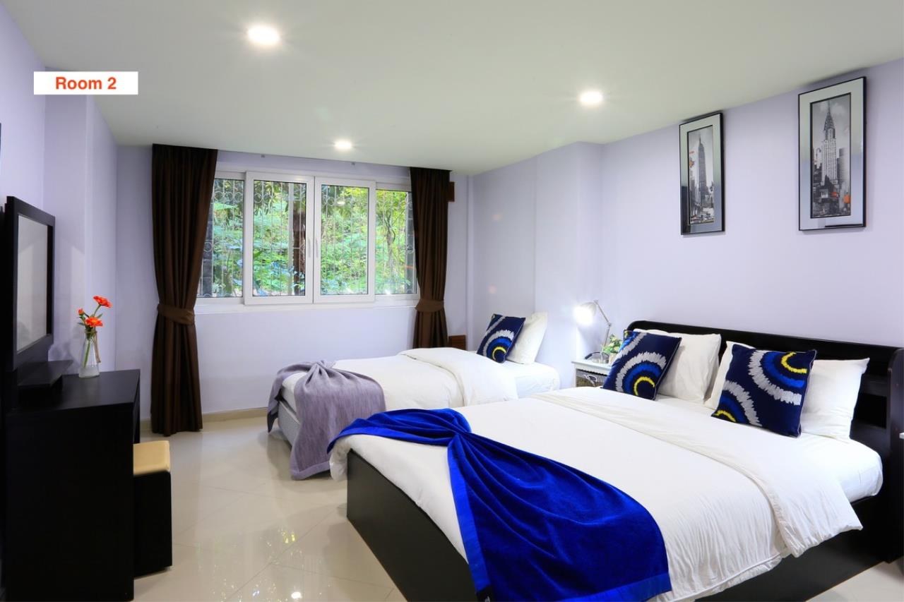 Signature Realty ( Thailand ) Co Ltd Agency's 4 Storey Luxury Serviced Apartment fully furnished for Sale - Pratamnak 42